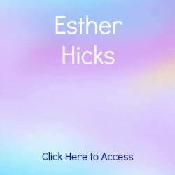 Read Esther Hicks' Story Here and Discover How She Came to Translate Blocks of Thought from the Infinite Intelligence Called Abraham.