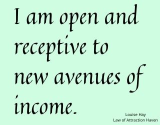 Louise Hay Affirmations - Money