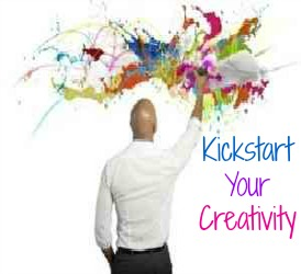 Boost Your Creativity and Realise Your Creative Potential. Kick start your creativity now with these 5 audio downloads